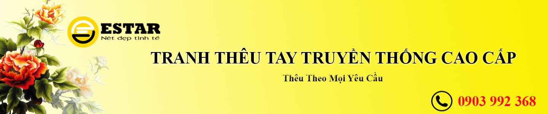 ESTAR-TRANH THÊU TAY NGHỆ THUẬT